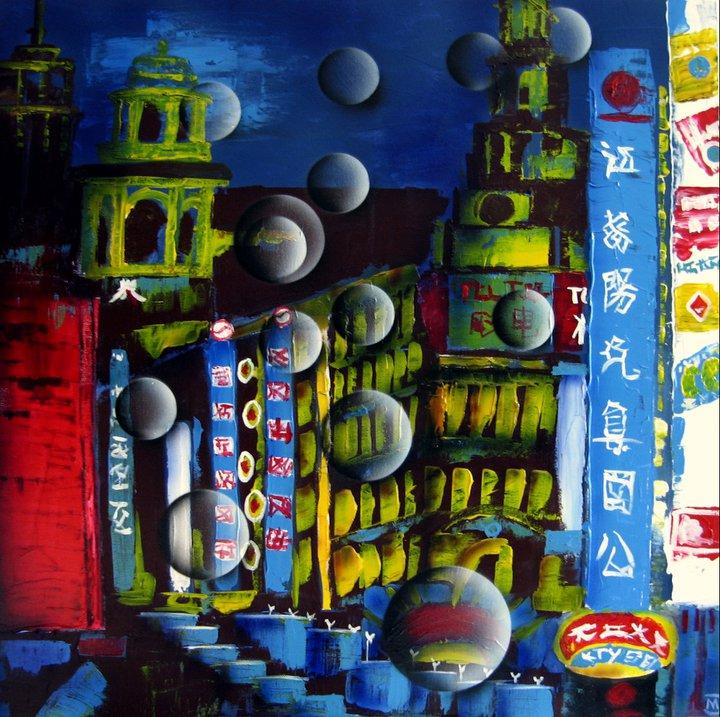 Bild: BUBBLES XXI - SHANGHAI