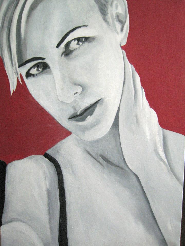 Bild: Portrait Diana (2011)