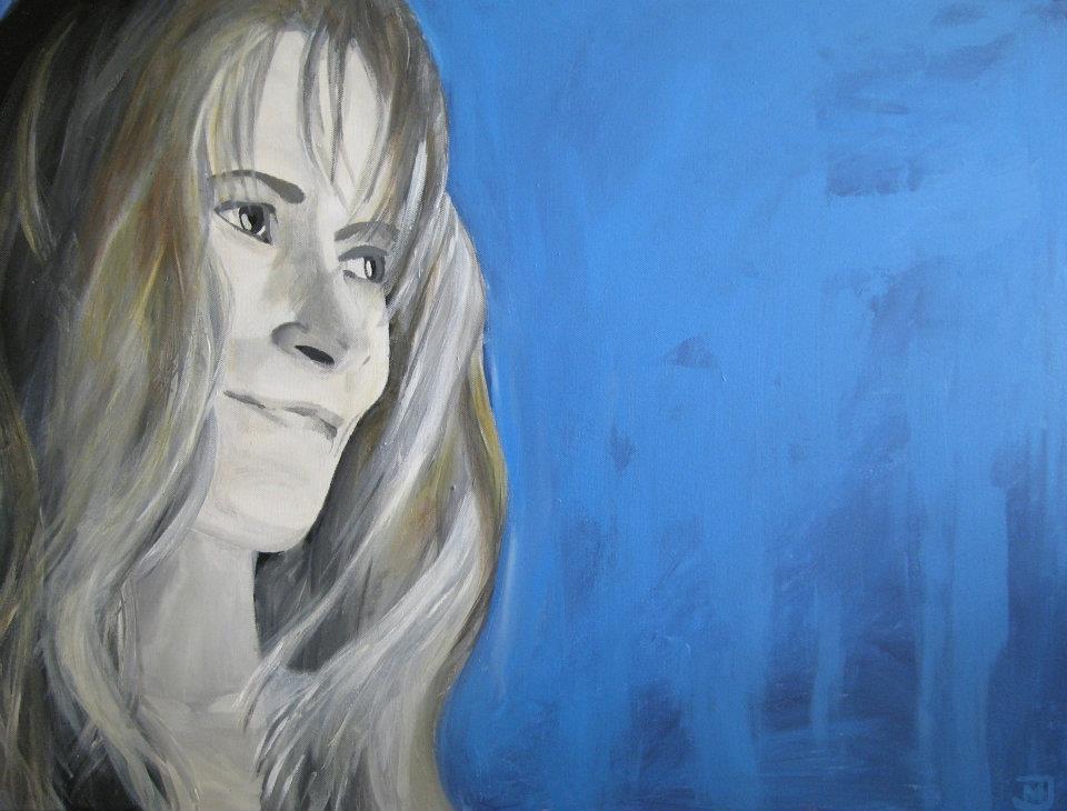 Bild: Portrait Anja (2011)