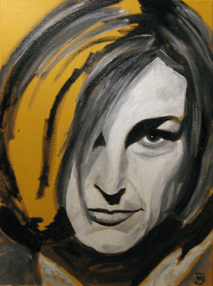 Bild: Portrait Alexandra (2012)
